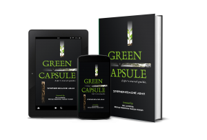 Green-Capsule-Stephen-Edache-Published-by-El-spicebooks