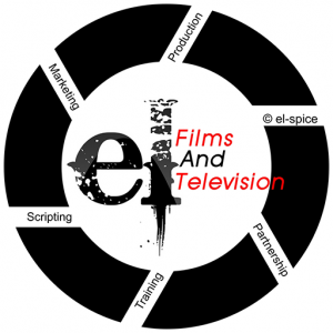 El-spice Digital Contents logo