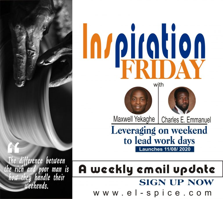 Inspirational Friday